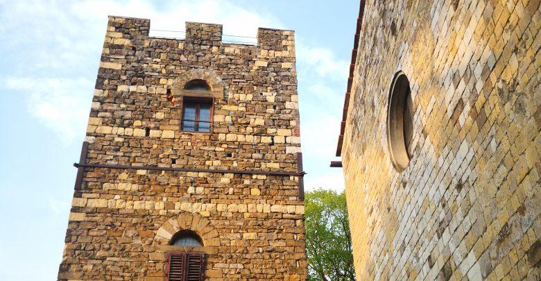 Chiesa Santa Maria a Soffiano e Torre dei Lambardi