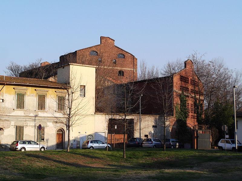 Ex fabbrica Campolmi
