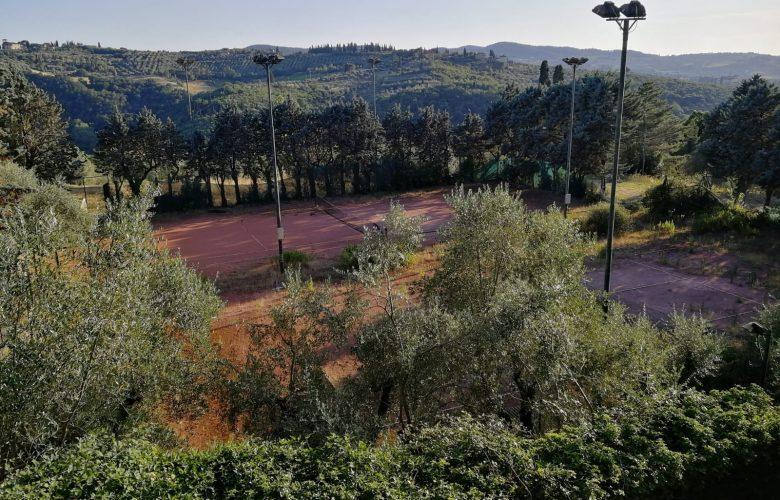 Campo da tennis San Quirichino