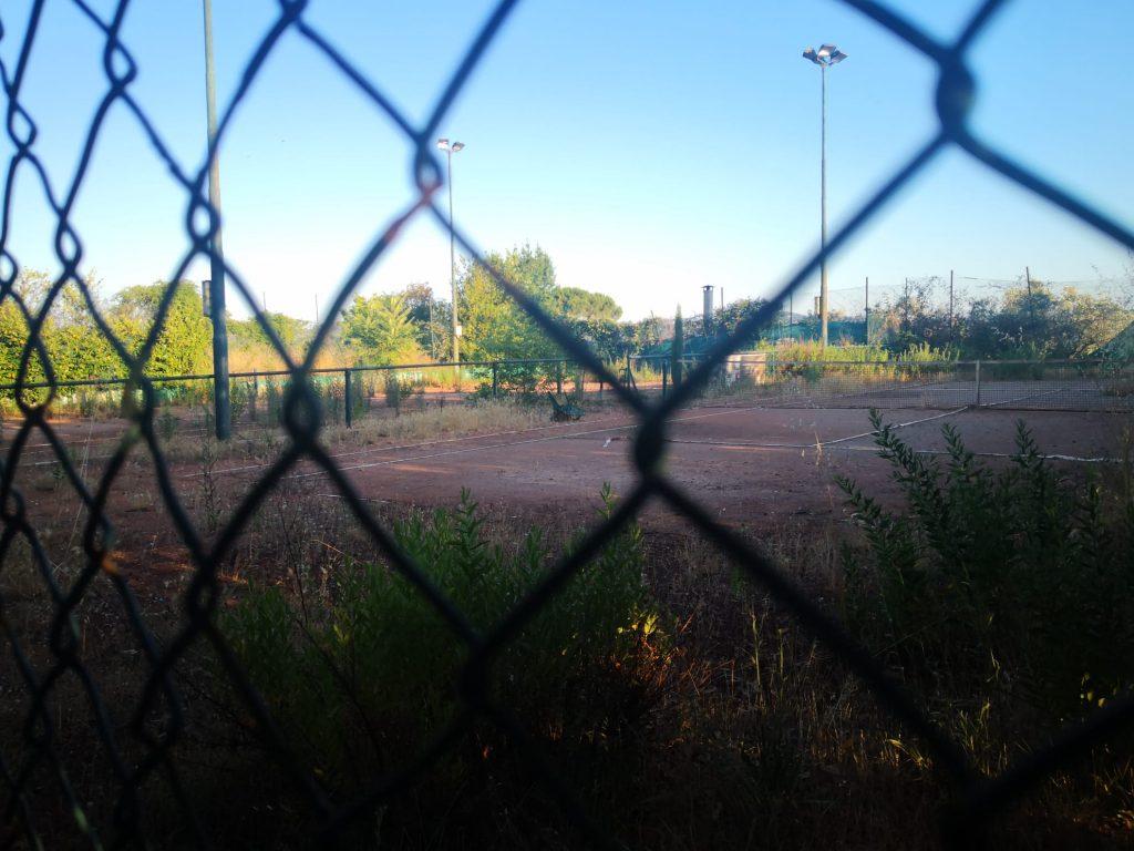 Campo da tennis San Quirichino 2