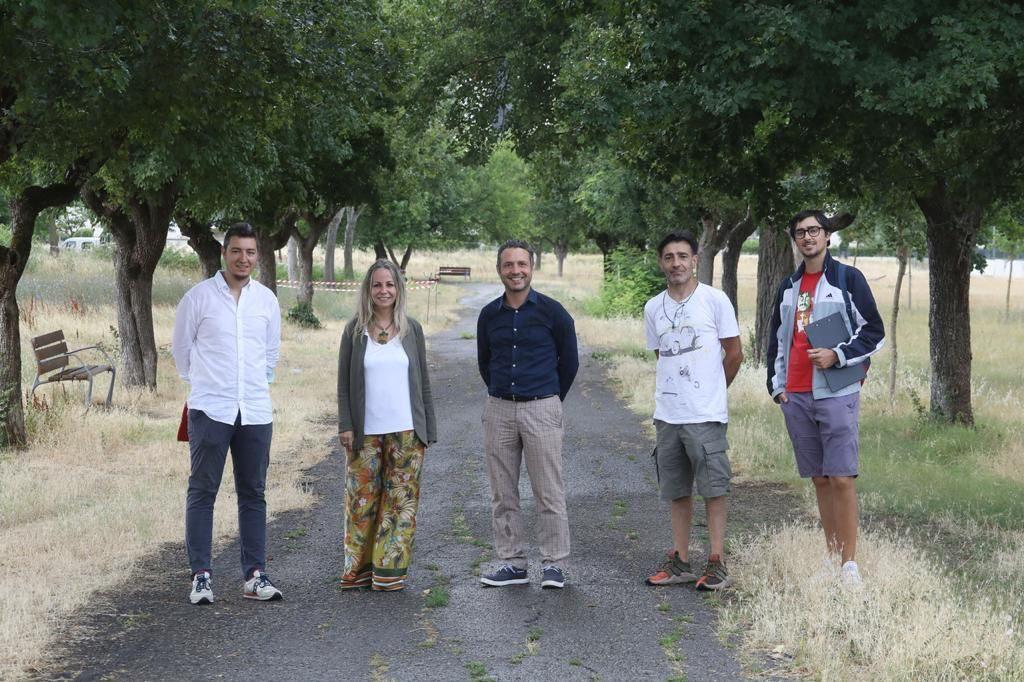 parco San bartolo a Cintoia Cavallaccio