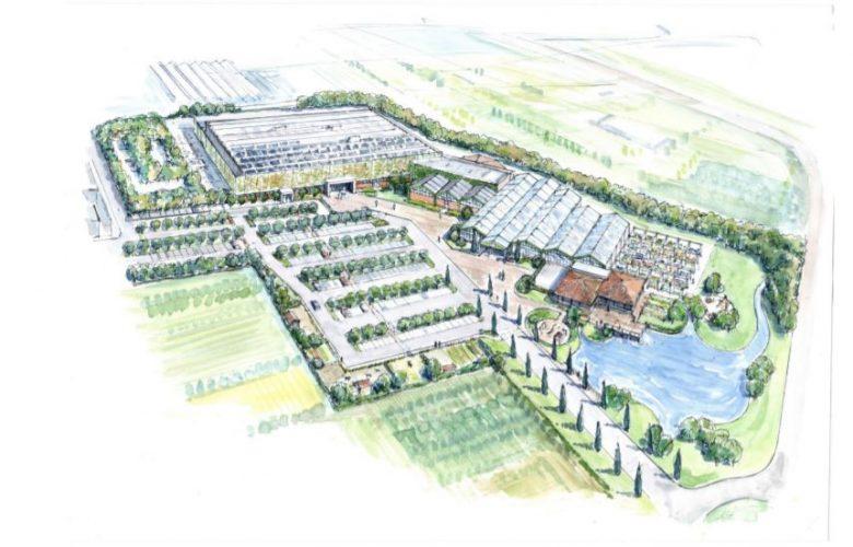 Il progetto di  rinnovamento del centro agricommerciale di Sollicciano del nuovo Consorzio di Legnaia
