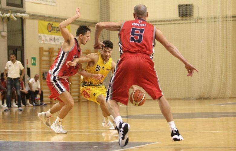 Olimpia Legnaia vs Montecatini Terme 6